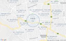 شقه للايجار مساحه 170م طابق اول فني الحي الشرقي حي التلول