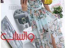 فستان تركي عصري مميز