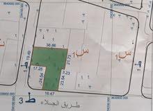 قطعة ارض1137م  سنتر تاجوراء طريق الجديدة