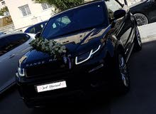 For a Day rental period, reserve a Land Rover Range Rover Vogue 2018
