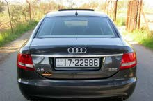 Audi A6 car is available for sale, the car is in Used condition