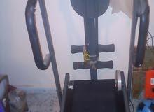 مكينة سير رياضي ودراجة رياضية يدوية مش كهرباء