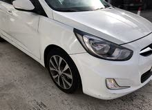 2015 Used Accent with Automatic transmission is available for sale