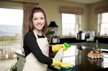خادمات للتنازل ونقل الكفاله من جميع  الجنسيات