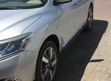 Nissan Pathfinder 2014 For sale - Silver color