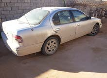 Nissan Maxima 2002 For sale - Silver color