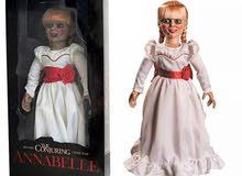 ANNABELLE THE SCARY DOLL