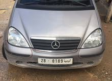 Gasoline Fuel/Power   Mercedes Benz A 140 2000