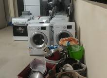 نشتري كافة الأثاث المستعمل والسكراب والكراكيب وأدوات المطبخ والمكاتب والخردوات