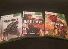 xbox 360 games for sale like new
