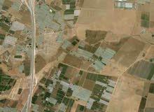 ارض 20 دونم للبيع الذهيبه الغربيه خلف المهندسين
