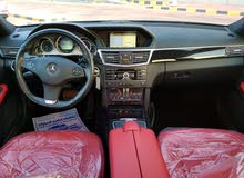 Mercedes Benz E 350 car for sale 2011 in Muscat city
