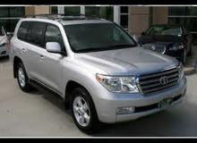 Automatic  Toyota 2011 for rent