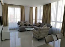 شقة مفروشة فاخرة للايجار في الحد Furnished flat for rent in Hidd