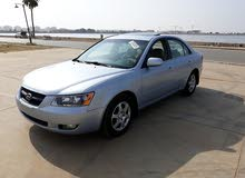 For sale 2008 Blue Sonata