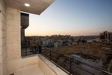 شقة للبيع مساحة 142 م طابق ثالث _تشطيبات فاخرة _ في أبو علندا ذات اطلاله (  ضاحية الفاروق )