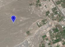 أرض سكنية بولاية صحار منطقة مجز الكبرى