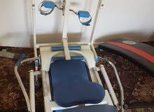 عشرة اجهزة تمارين رياضية