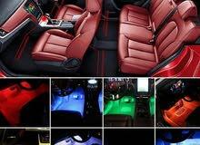 اضاءة داخلية للسيارات تحكم بالجوال