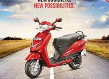 New Honda motorbike for Sale