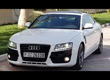 For sale Audi A5 car in Tripoli