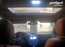 سياره كيا سيراتو للايجار بالكابتن فقط للسفر والمطارات