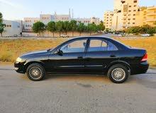 Nissan Sunny 2009 For sale - Black color