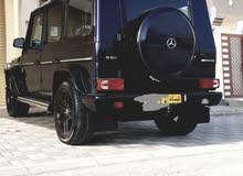 Mercedes Benz G 500 car is available for sale, the car is in Used condition