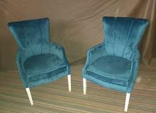 كرسي بتصميم كلاسيكي
