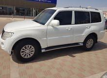باجيرو نظيفة موديل 2013وكالة عمان بدون حوادث 3.5
