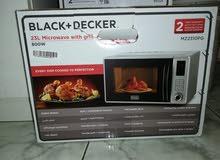 Black & Decker Microwave oven 23L 800W