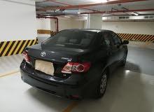 Toyota Corolla 2012 like new, price negotiable