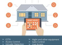 Smart Home Solutions with CCTV