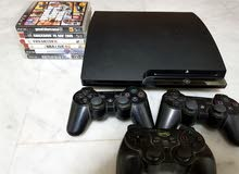 Sony playstation 3 500 gb with 5 games