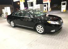 افالون 2012 اللون اسود ملكي  وارد أمريكا ماشي 66 الف فقط  السياره بحاله ممتازه