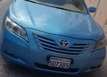 تويوتا  كامري زرقاء 2007 ماشية 18000