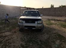 Nissan Frontier 2001 For sale - Silver color