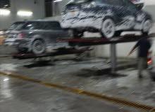 مشروع محطة غسيل سيارات مجهزه