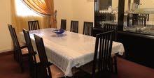 غرفة طعام كاملة