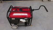 مولد كهرباء 8 كيلو يعطي 6 كيلو صافي للبيع