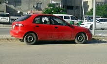 Red Daewoo Lanos 2002 for sale