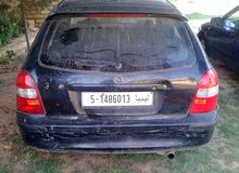 Black Mazda 323 2003 for sale