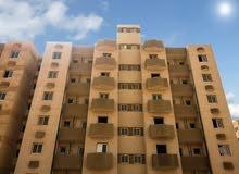 -شقق بالمشروع القومي للاسكان بالعاشر من رمصان (كمبوند العلياء)