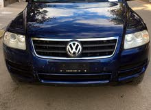 km Volkswagen Touareg 2003 for sale