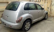 Gasoline Fuel/Power   Chrysler PT Cruiser 2007