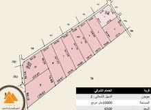"""ارض استثمارية في جنوب عمان  """" الحمام الشرقي"""""""