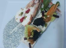 طباخ تونسي خبرا 12 سنة اشتغلة في جميع الطبخ رجاء اتصال عبر وتساب 0021622302389