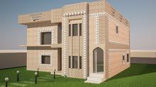 تصاميم 3D نقوم بالتصميم الداخلي  وواجهات المنازل أيضا..شاهد منزلك قبل أن  يبنى