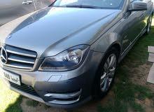 مرسيدس C300 2008 مكياج 2012