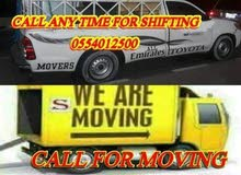 0553575006 .I HAVE PICK UP FOR SHIFTING AND PACKING HOME FURNITURE DELIVERY